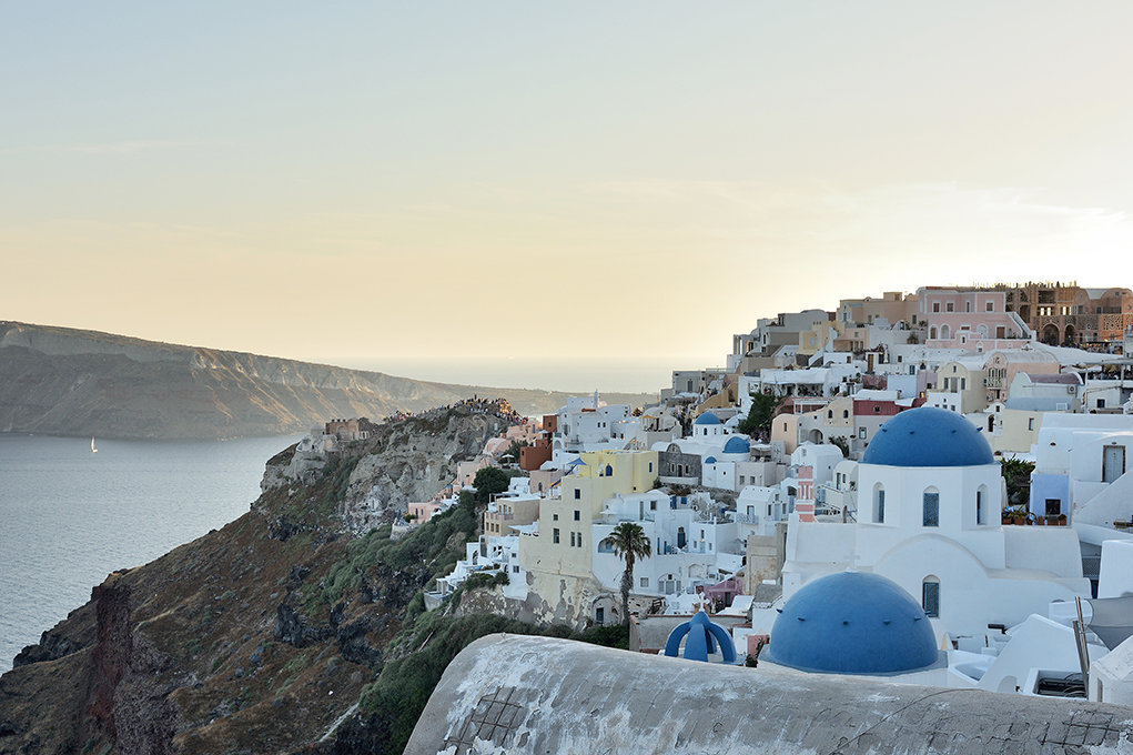 Fotografia ślubna Kielce, Santorini, Grecja