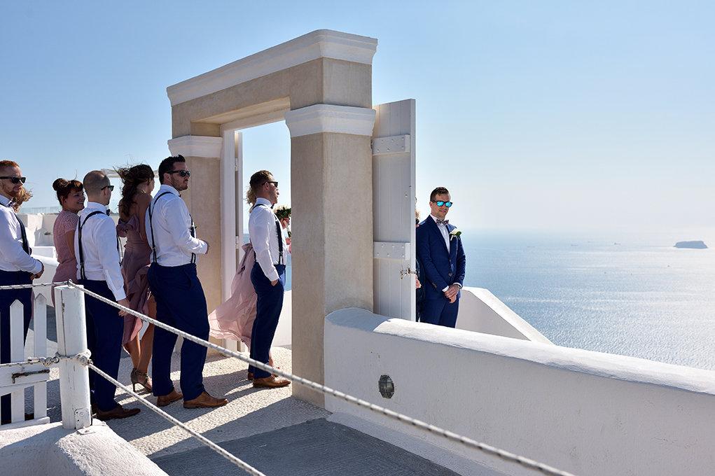 Fotografia ślubna Kielce, ślub za granicą, Grecja