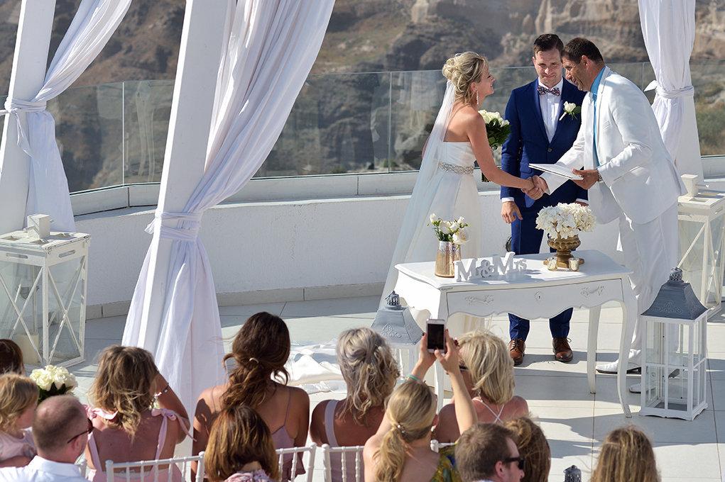 Fotografia ślubna Kielce, zdjęcia ślubne w Grecji, Santorini