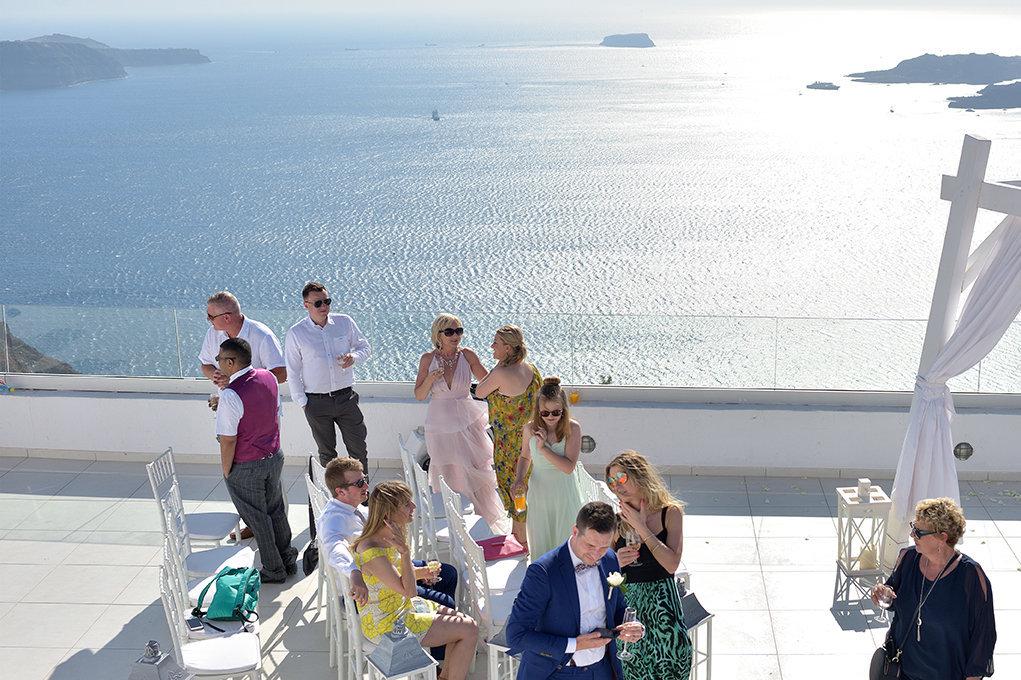 Fotografia ślubna Kielce, Greece, Santorini wedding